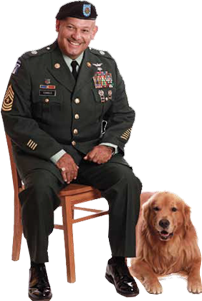 Project HEAL Service Dogs for Veterans